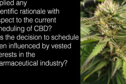 Sharon Price on the SAHPRA Scheduling of Cannabis
